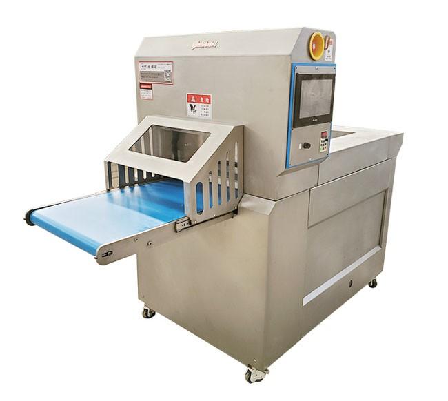 吉林HXR-GS500高速冻肉切片切丝切块机