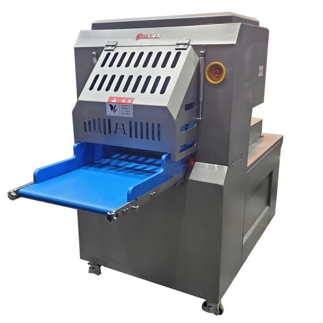 HXR-GS500L连续式切片切块切丝机
